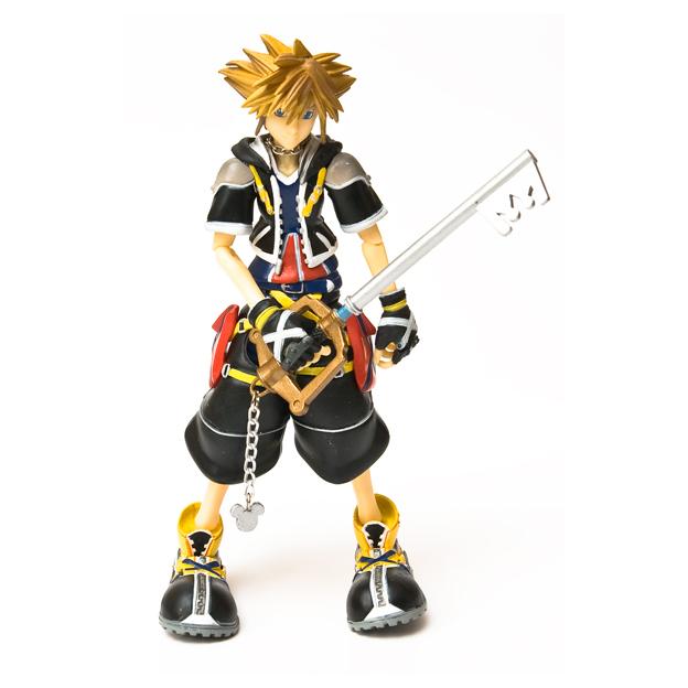 Фигурка Sora Action Figure