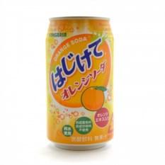 Напиток со со вкусом апельсина Sangaria Orange
