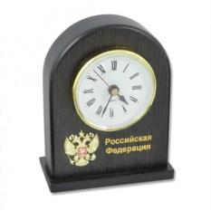Настольные часы Герб России