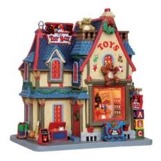 Магазин игрушек с подсветкой
