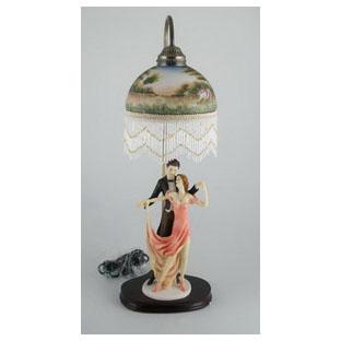 Светильник с плафоном «Пара»