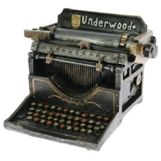Копилка-ретро Печатная машинка