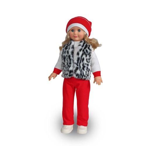 Кукла Милана в зимнем костюме