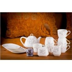 Чайный сервиз Тодес на 6 персон