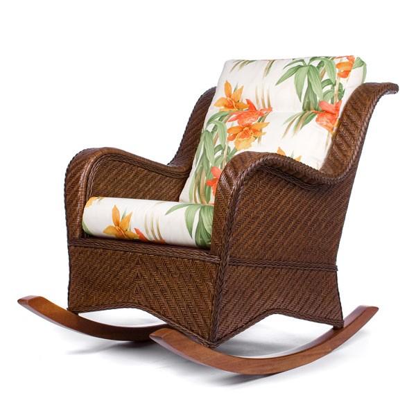 Кресло-качалка с подушкой Casablanca