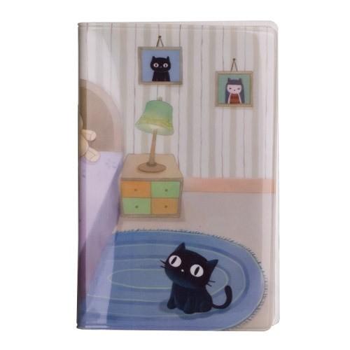 Держатель для карточек Shue cat & frame