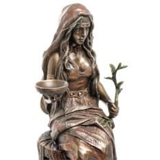 Статуэтка Пифия. Прорицательница Дельфийского оракула