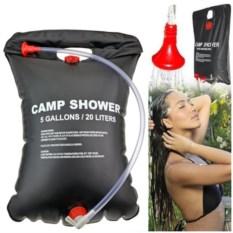 Солнечный походный душ Solar Shower Bag