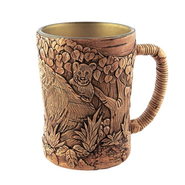 Пивная кружка Медведи