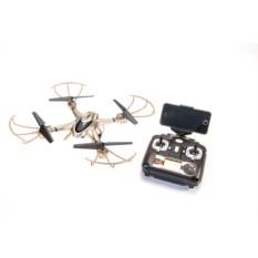 Квадрокоптер MJX X401h-b quadcopter (золотой, с fpv камерой)