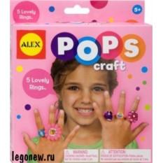 Набор для творчества Pops Craft 5 колечек
