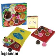 Игра-головоломка Шоколадный набор
