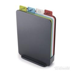Набор разделочных досок Index 17 compact цвета графит