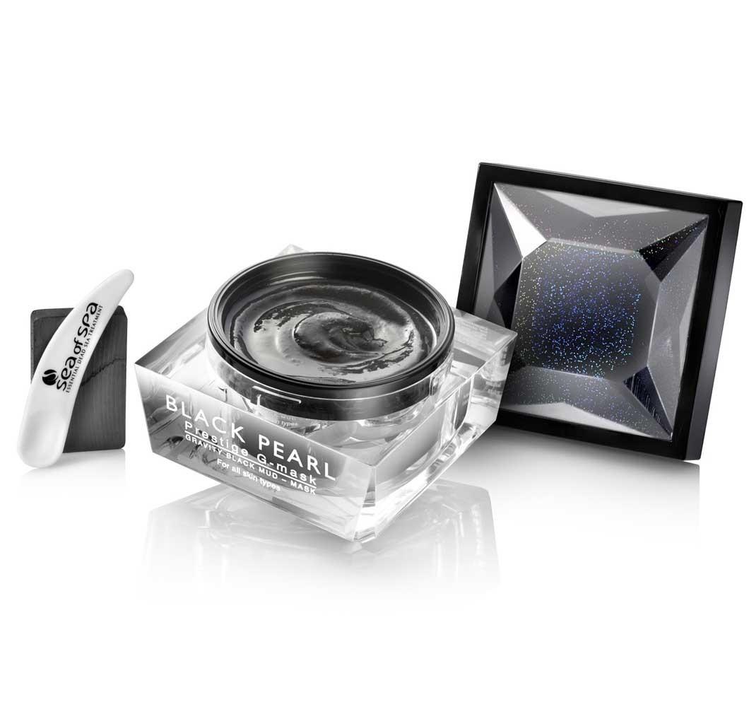 Магнитная грязевая маска Sea of SPA Black Pearl (50 ml)