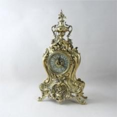 Каминные часы Флор
