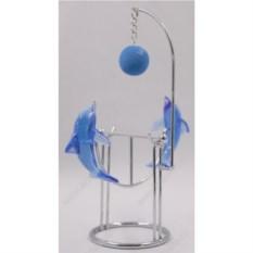 Маятник Дельфины с мячиком