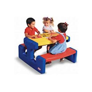 Большой стол для пикника