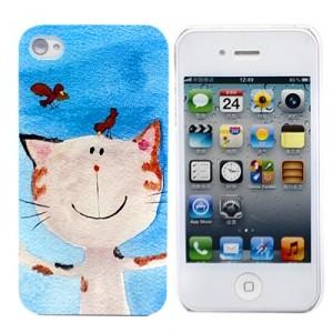 Чехол для iPhone 4/4S Pussy