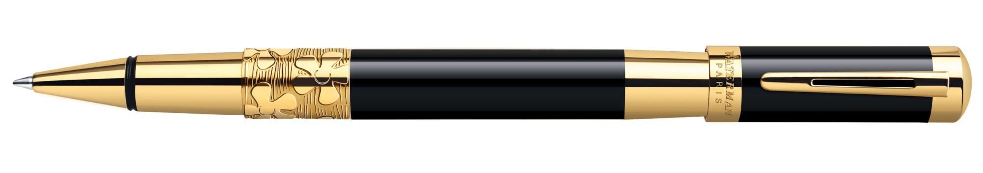 Ручка-роллер Waterman Elegance Black GT
