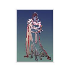 SWAROVSKI - Рыцарь на зеркале