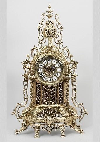 Бронзовые часы Династия Романовых