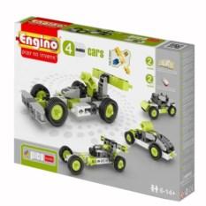 Конструктор Pico builds/inventor Автомобили (4 модели)