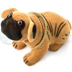 Кивающая собачка Бульдог