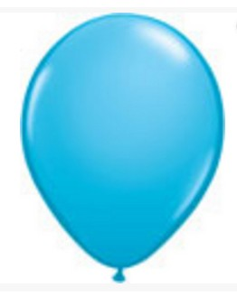 Шар Robin's Egg Blue