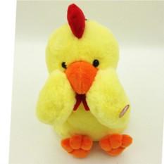 Мягая озвученная игрушка Цыпленок Альф