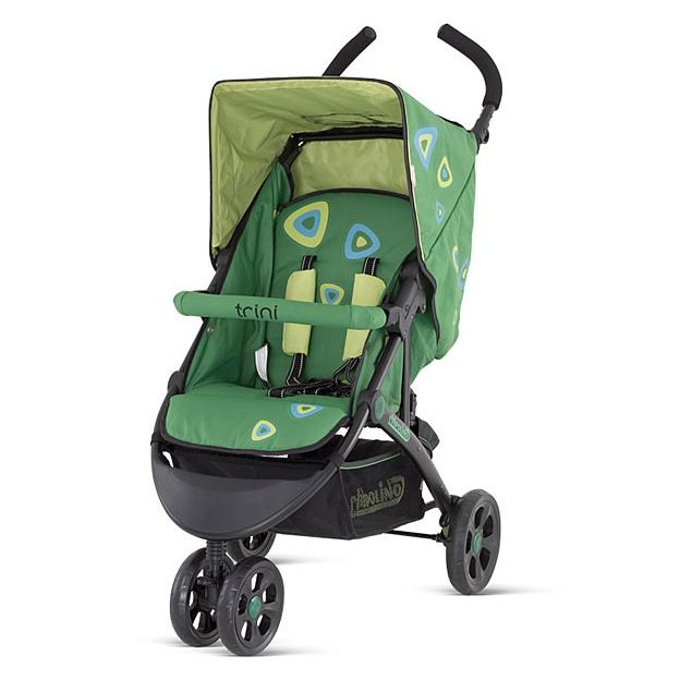 Прогулочная детская коляска TRINI