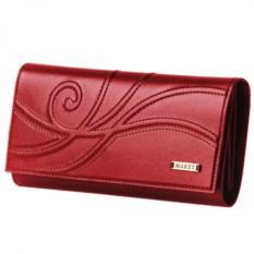Красный кошелек «Ар-нуво»