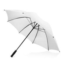 Противоштормовой белый зонт-трость