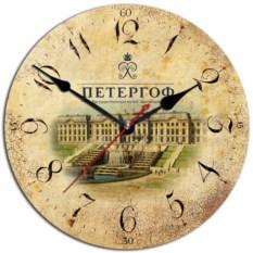 Настенные часы Санкт-Петербург. Петергоф