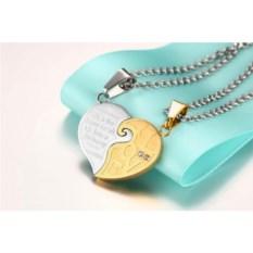 Кулон для двоих » Сердце»