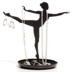 Подставка для колец Kikkerland Ballerina