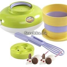 Готовим сахарных мышек, Let's Cook