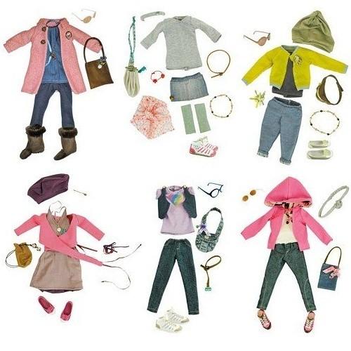 Комплекты одежды для кукол Annabell Tween