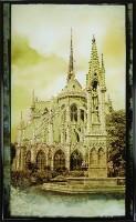 Картина Swarovski Франция-2