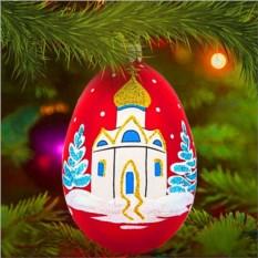 Елочная игрушка Рождественская