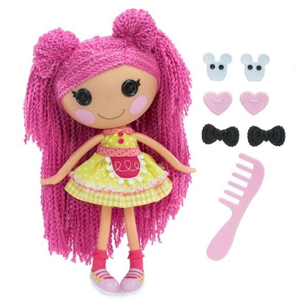 Игрушка кукла Lalaloopsy Сладкоежка с волосами-нитями