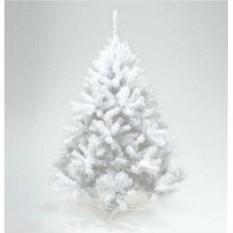 Искусственная рождественская елка Белая