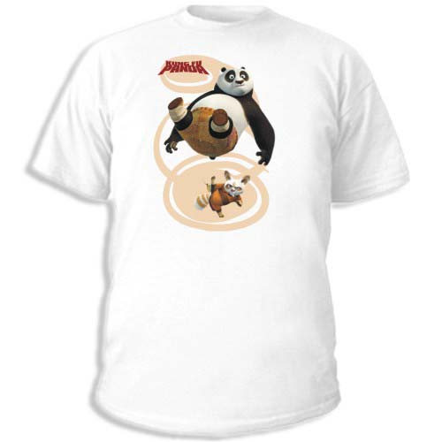 Футболка Kung Fu Panda