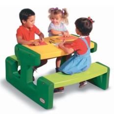 Игровой стол с лавочками LittleTikes