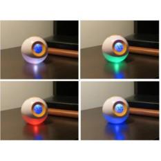 Led часы с будильником Sphere