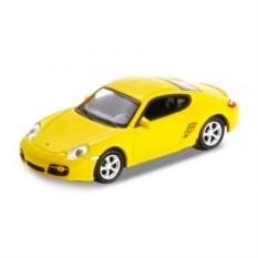 Модель машины 1:87 Porsche Cayman S от Welly