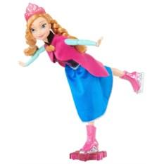 Кукла на коньках Анна. Холодное Сердце от Mattel