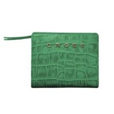 Зеленый с желтым кошелек Cross Bebe Coco