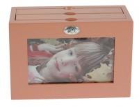 Архивный фотоальбом MORETTO (персиковый)