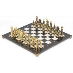 Шахматы из мрамора и бронзы Римские