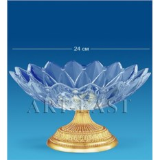 Фруктовница (чаша в форме цветка)